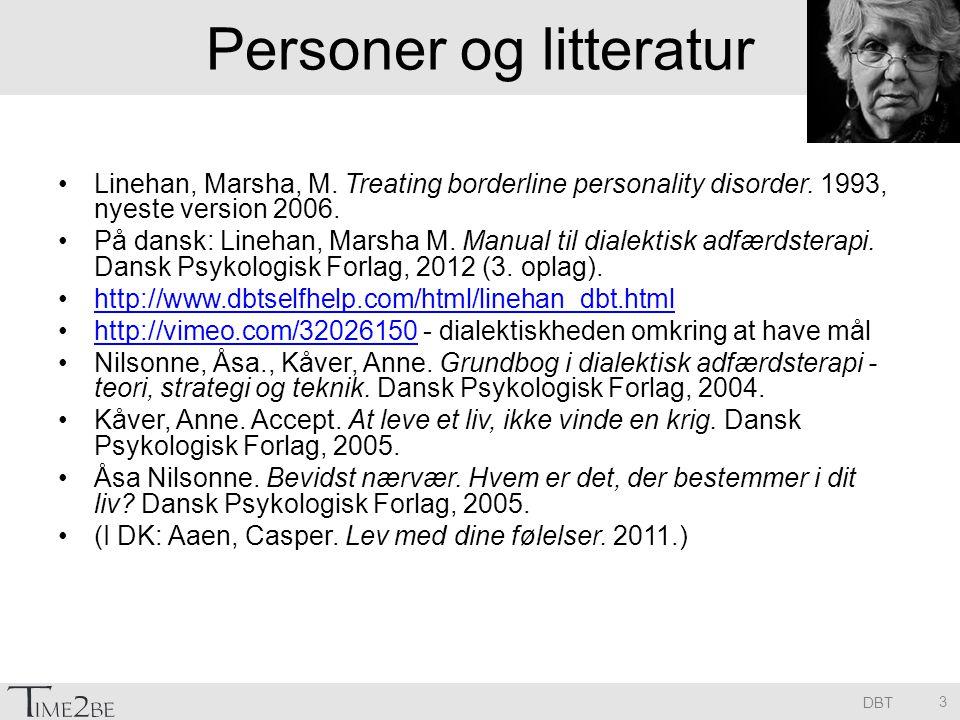 Personer og litteratur