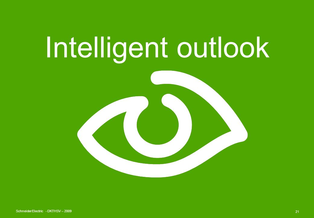 Intelligent outlook
