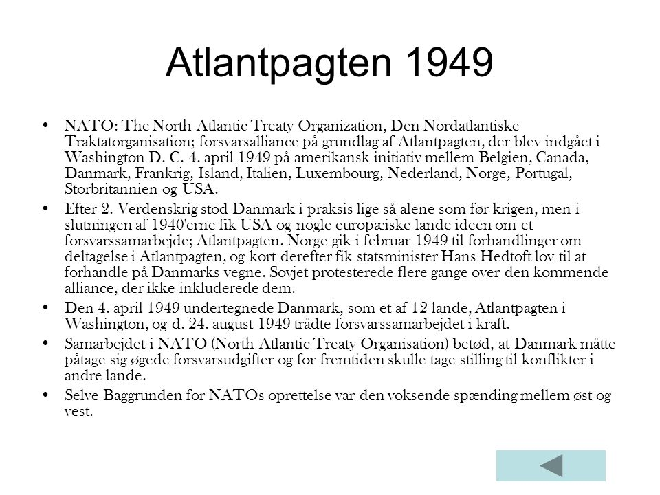 Atlantpagten 1949