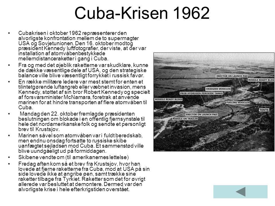 Cuba-Krisen 1962
