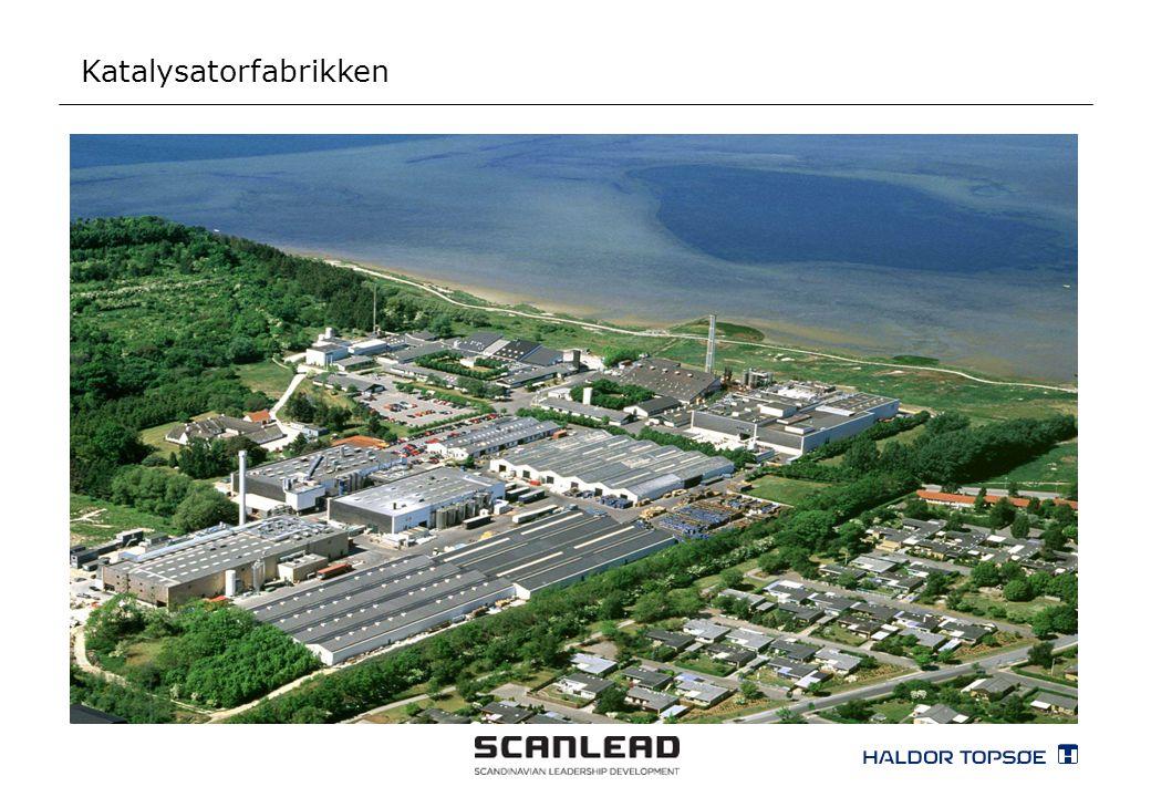 Katalysatorfabrikken