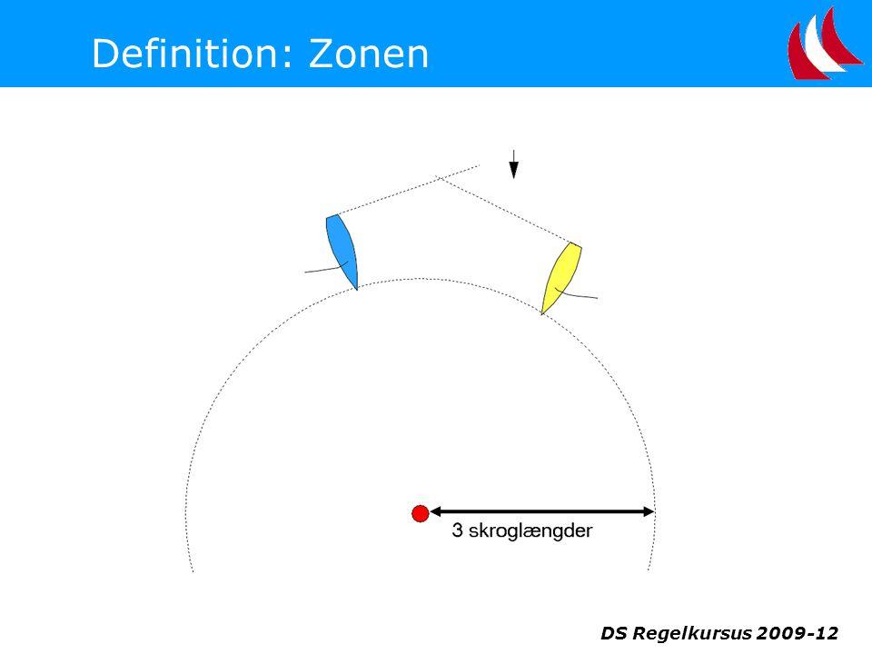 Definition: Zonen DS Regelkursus 2009-12