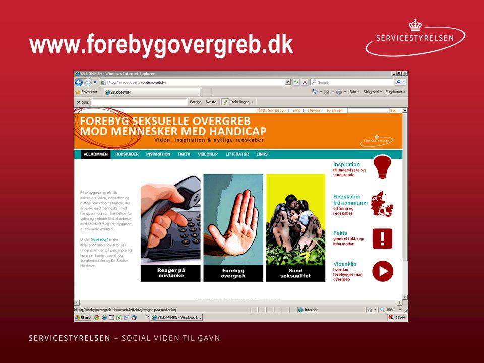 www.forebygovergreb.dk 6