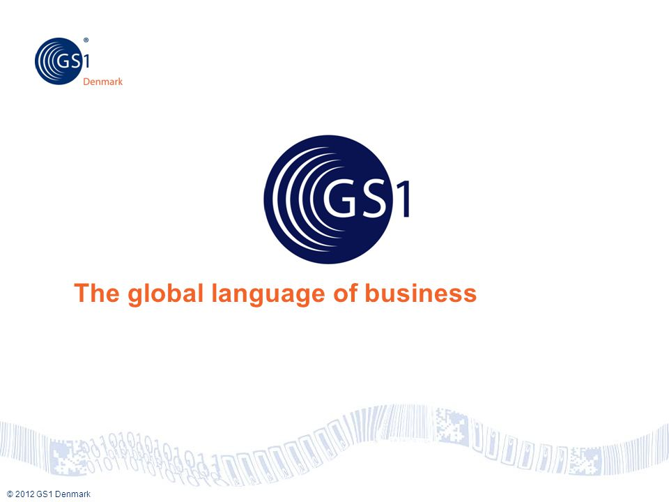 The global language of business