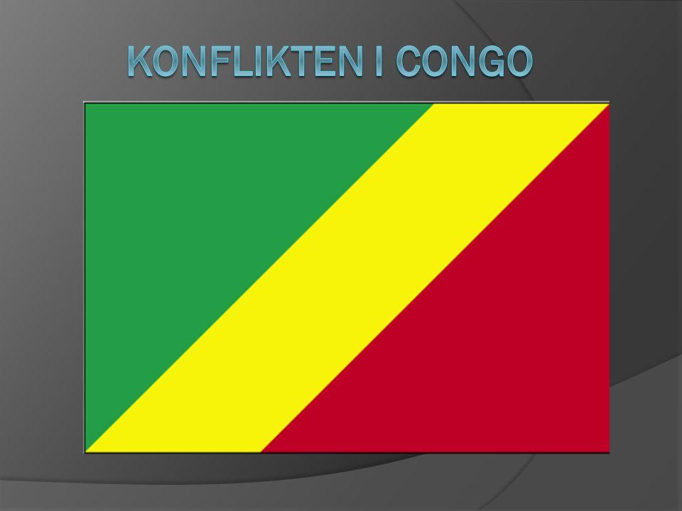 Konflikten i congo