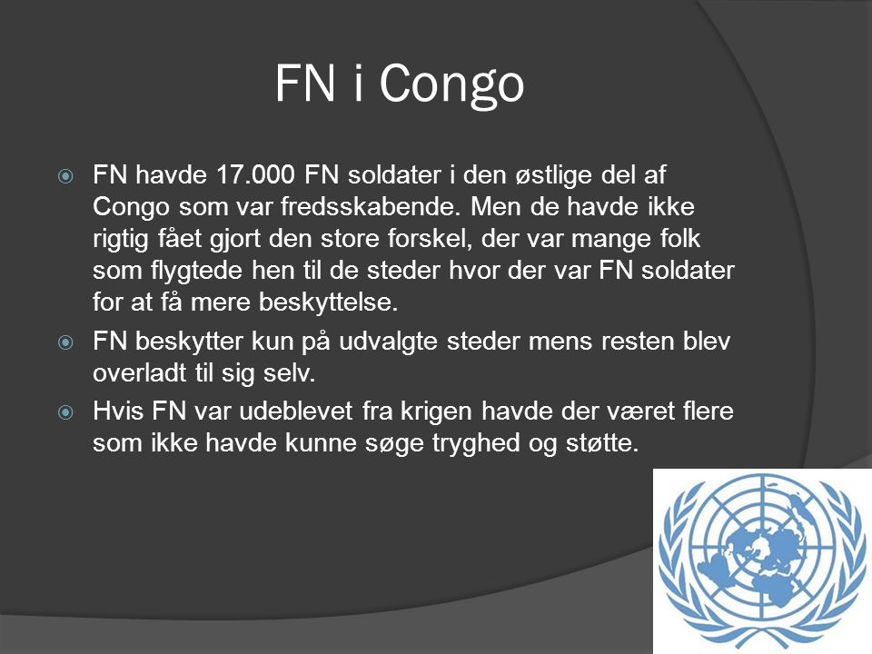 FN i Congo