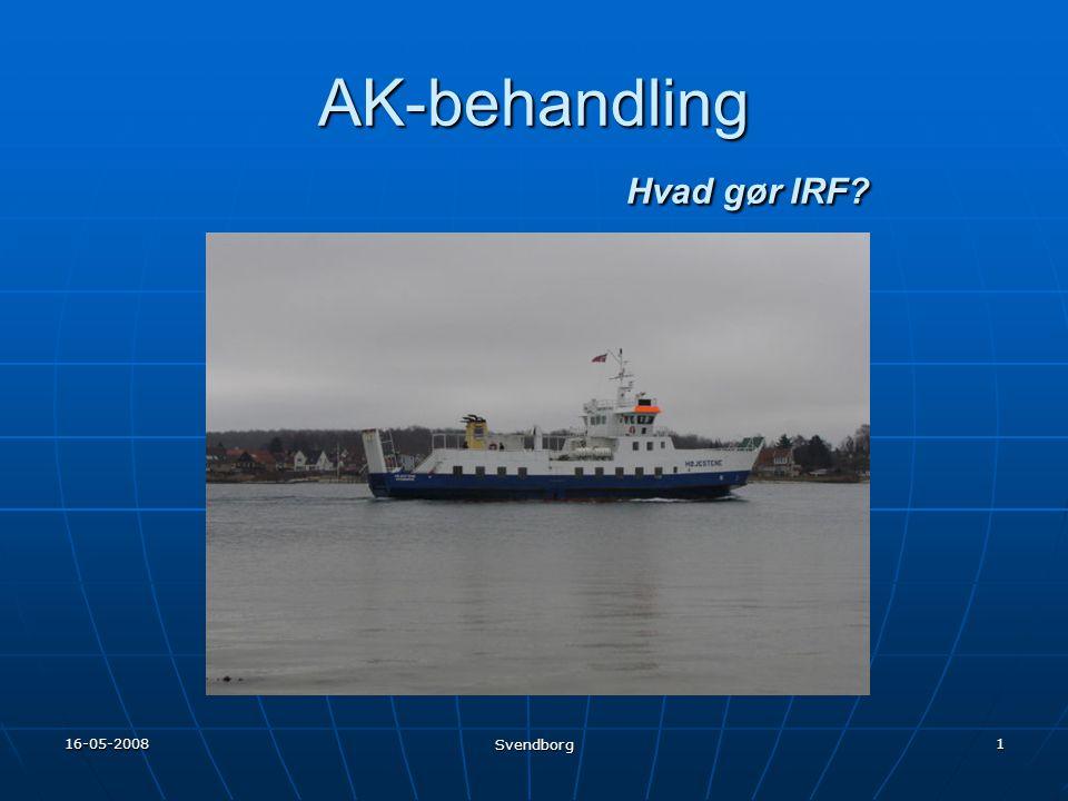 AK-behandling Hvad gør IRF