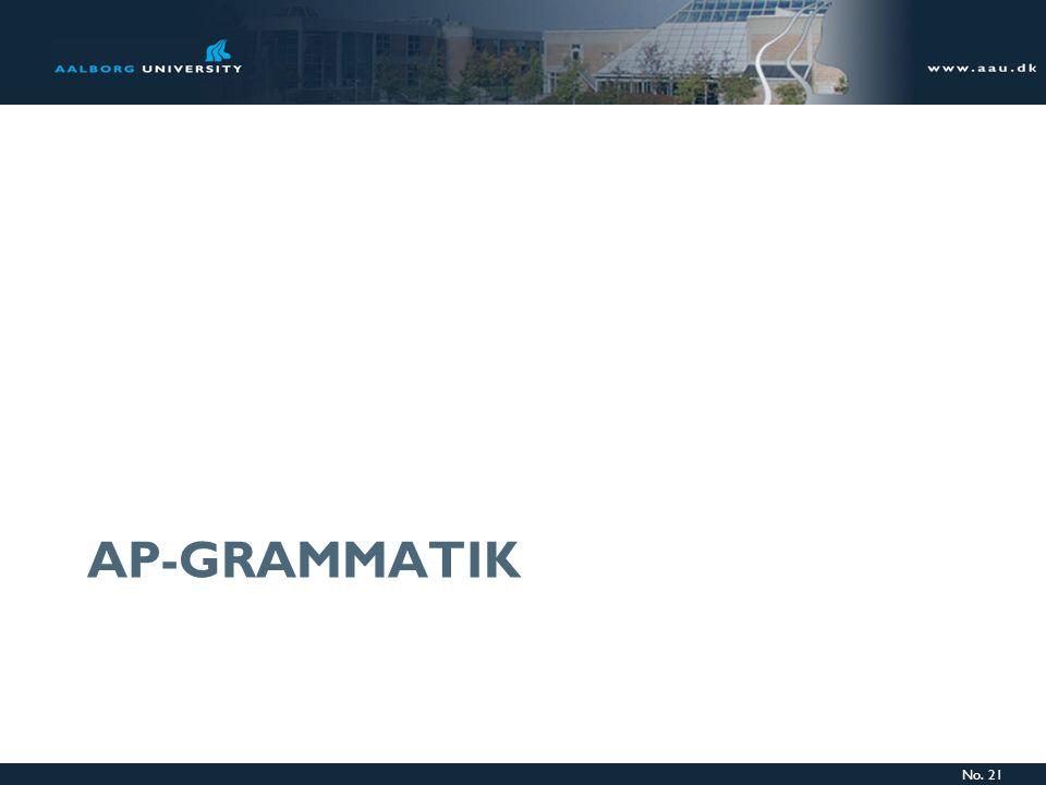 Ap-grammatik