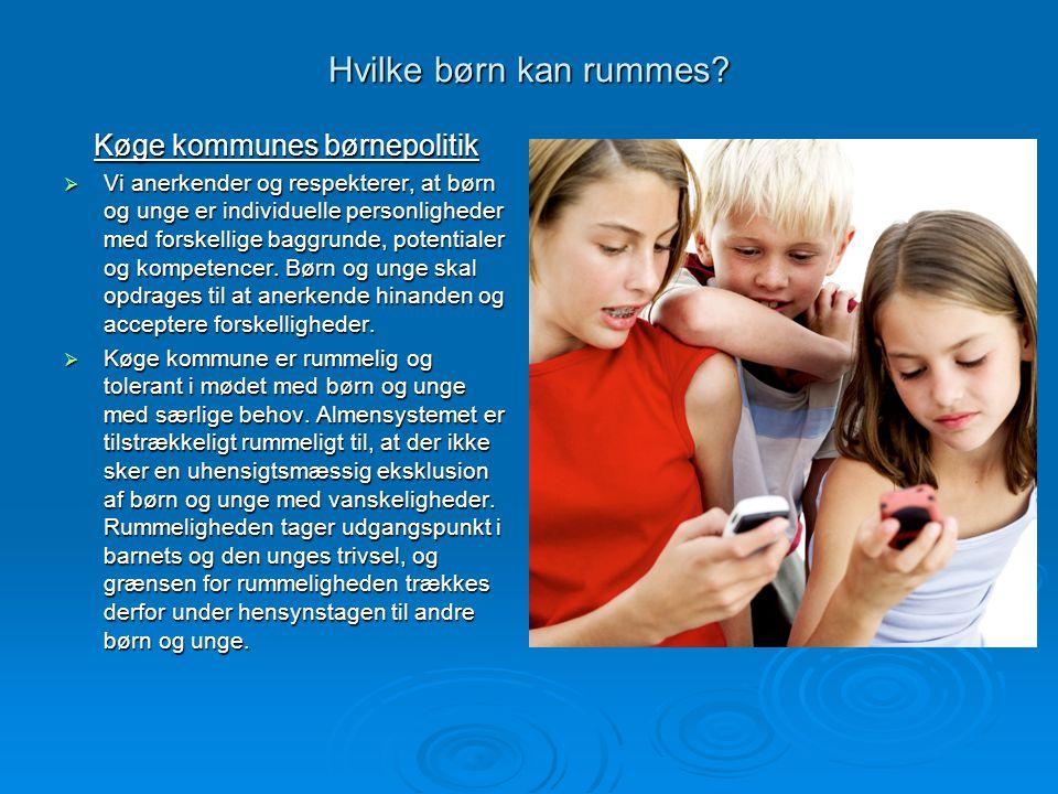 Køge kommunes børnepolitik