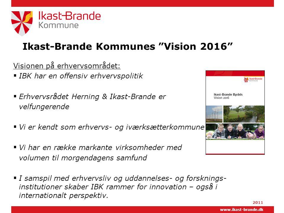 Ikast-Brande Kommunes Vision 2016
