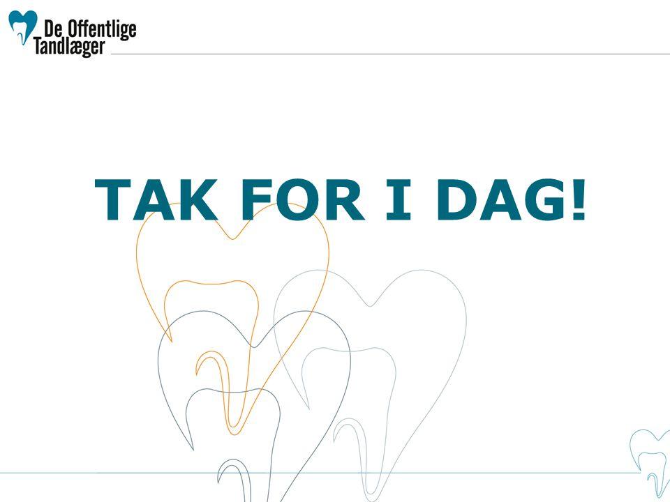 TAK FOR I DAG!