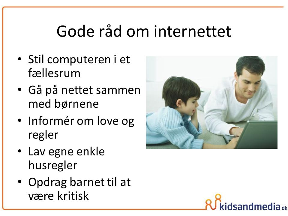 Gode råd om internettet