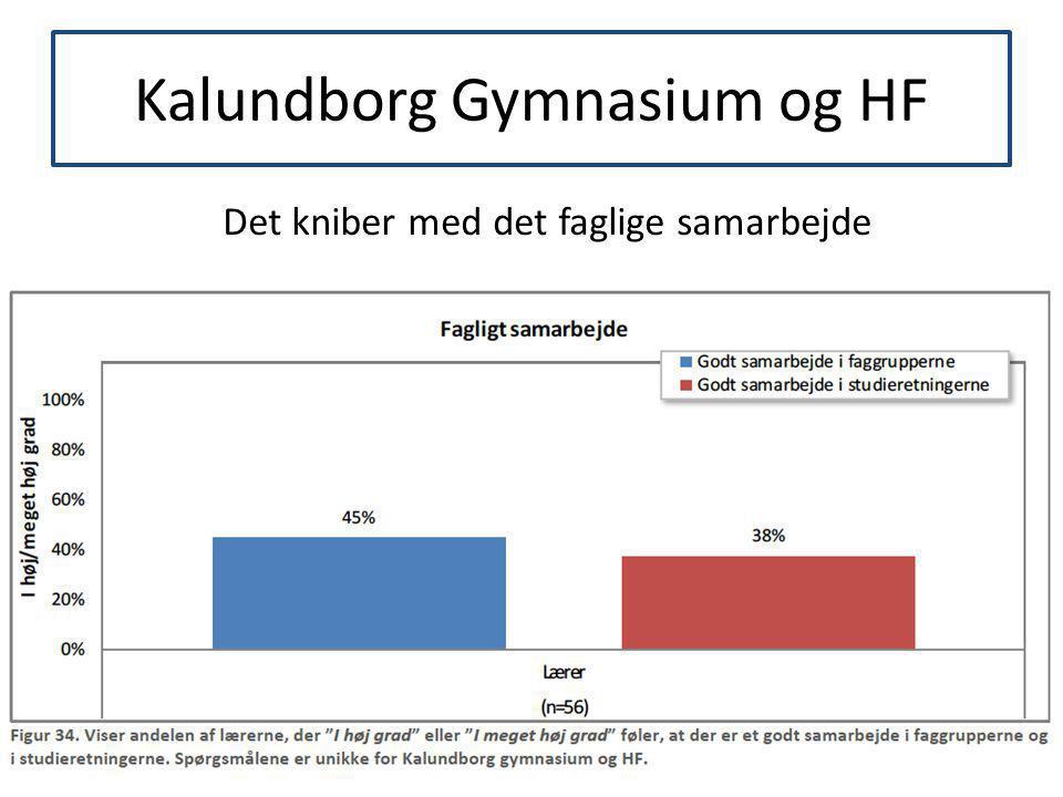 Kalundborg Gymnasium og HF
