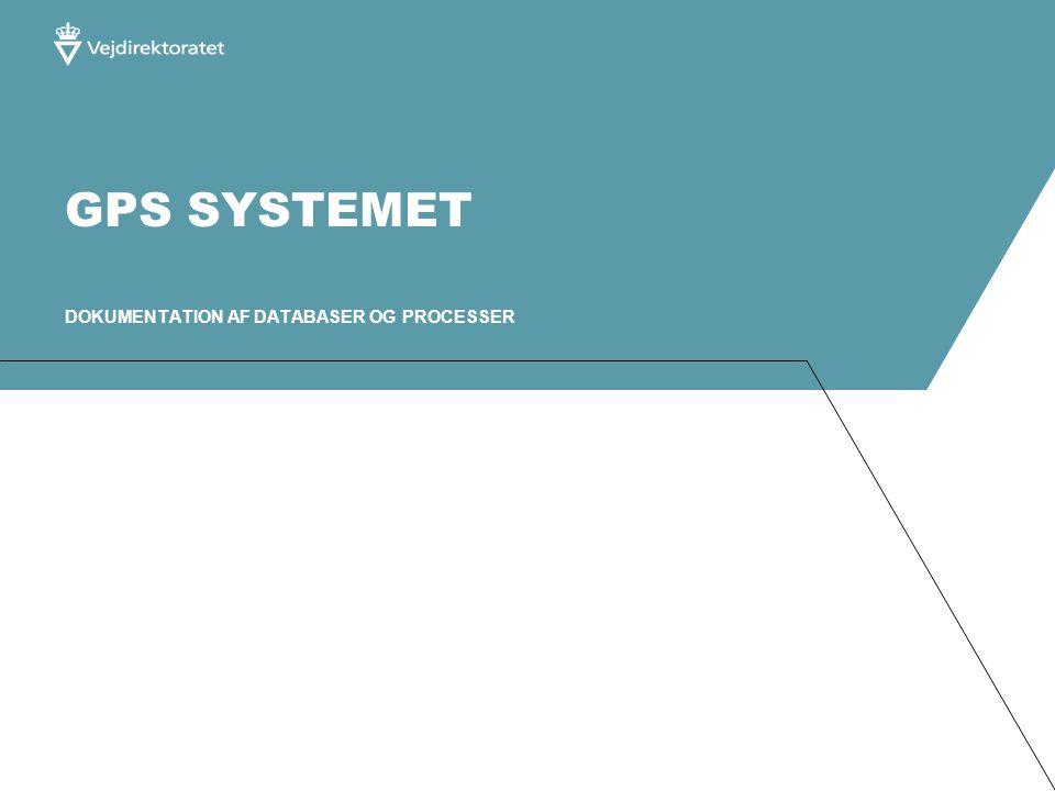 Dokumentation af databaser og processer