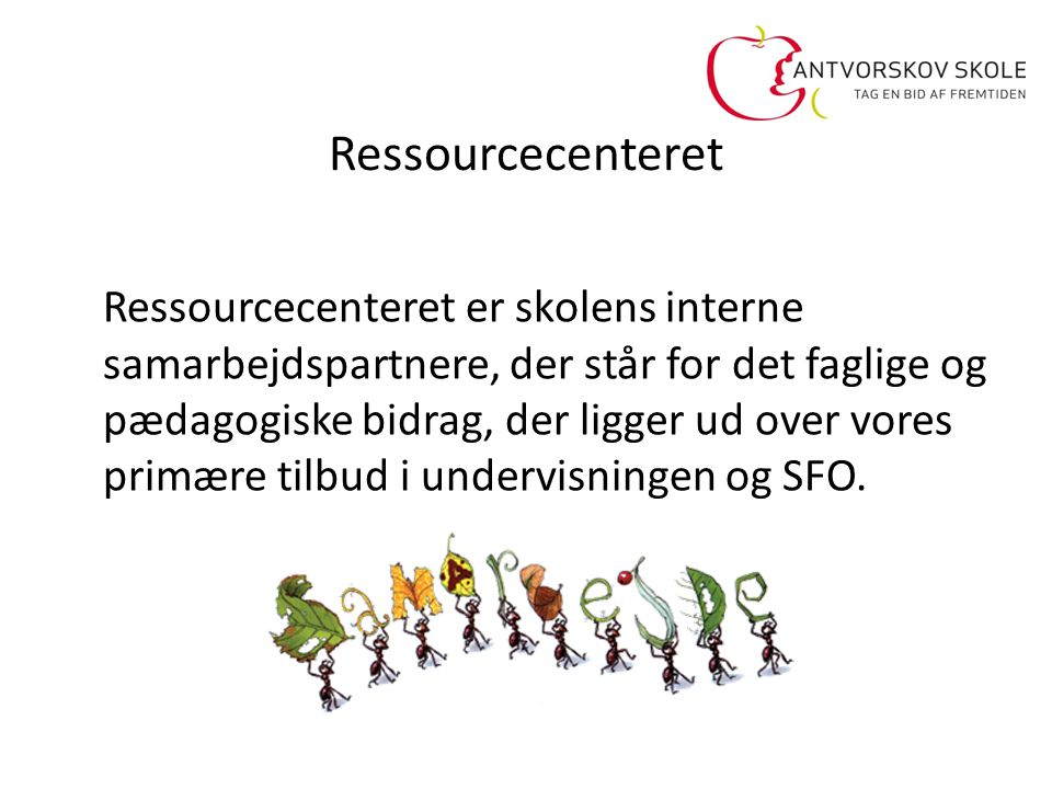 Ressourcecenteret