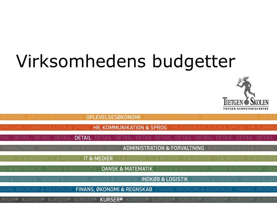 budgetter