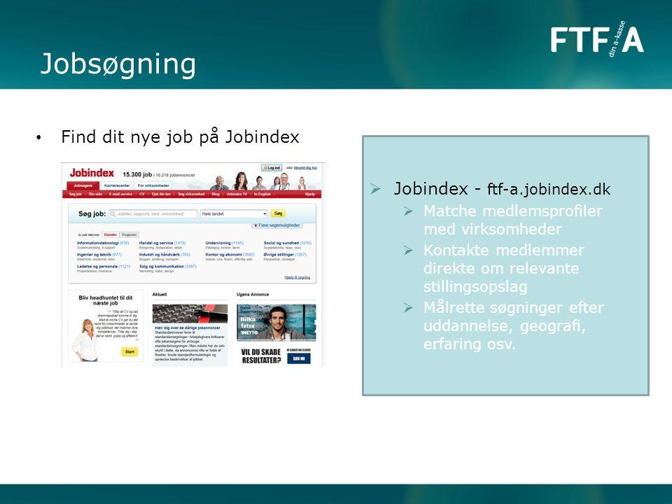 Jobsøgning Find dit nye job på Jobindex Jobindex - ftf-a.jobindex.dk