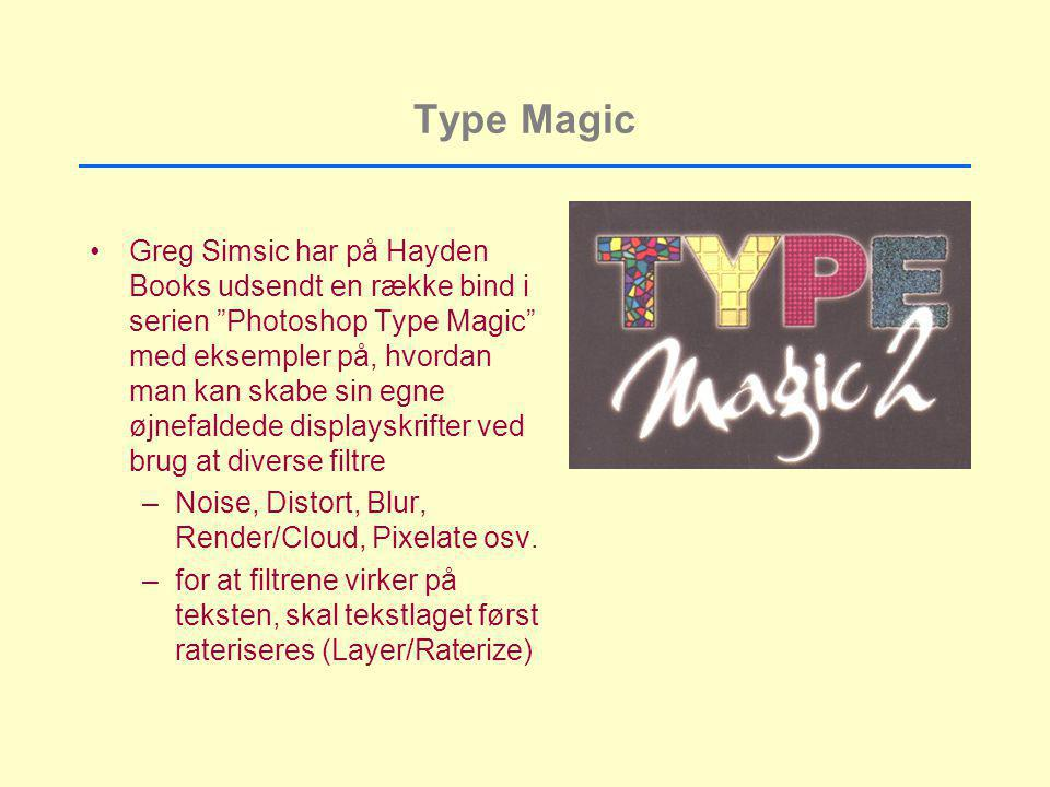 Type Magic
