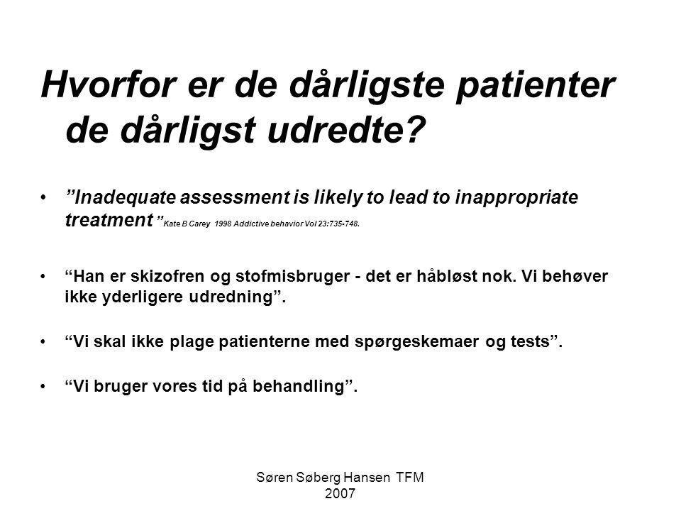 Søren Søberg Hansen TFM 2007