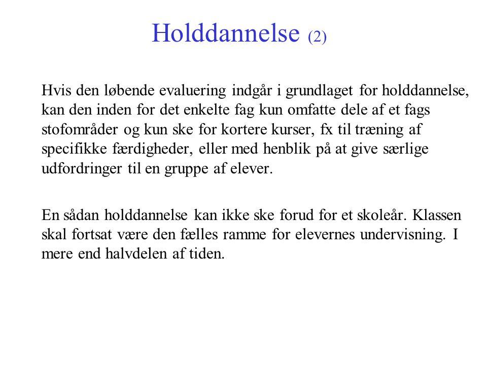 Holddannelse (2)