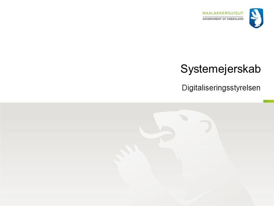 Digitaliseringsstyrelsen