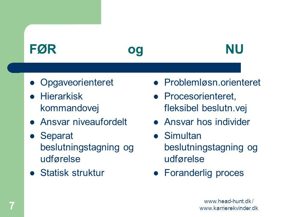 www.head-hunt.dk / www.karrierekvinder.dk