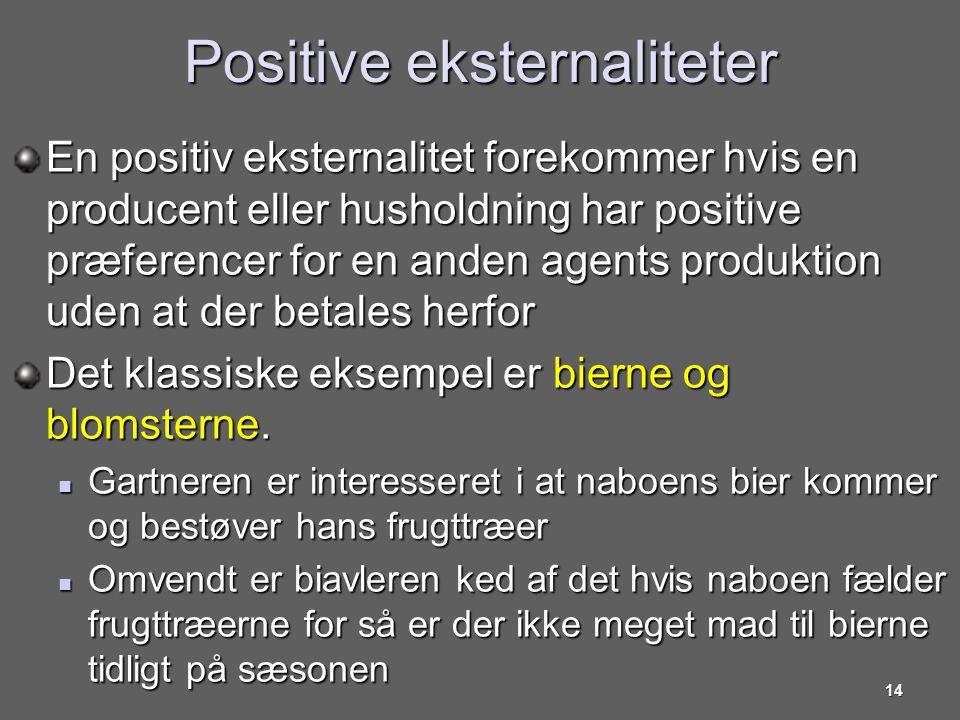Positive eksternaliteter