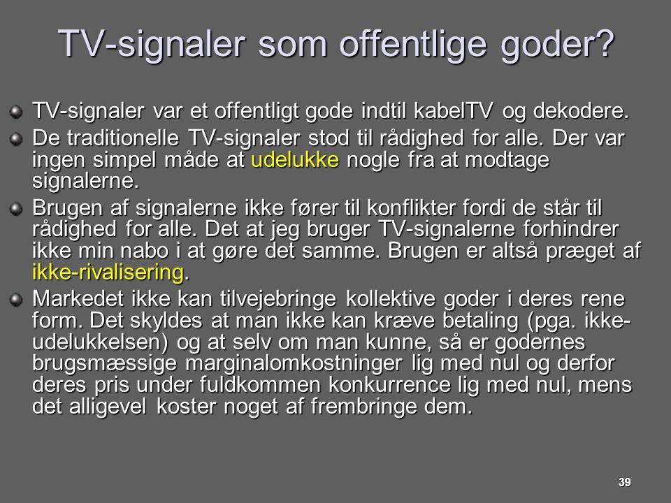 TV-signaler som offentlige goder