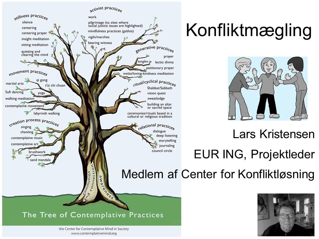 Konfliktmægling Lars Kristensen EUR ING, Projektleder