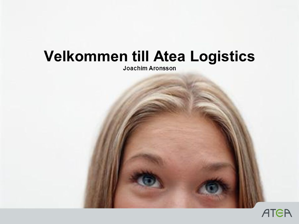 Velkommen till Atea Logistics