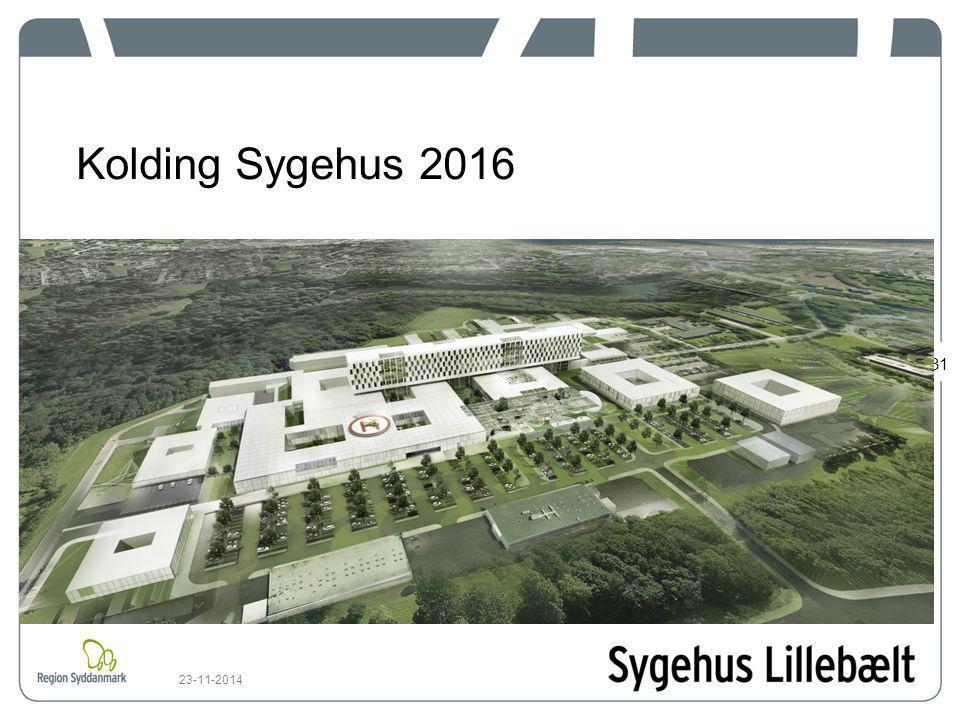 Kolding Sygehus 2016 07-04-2017