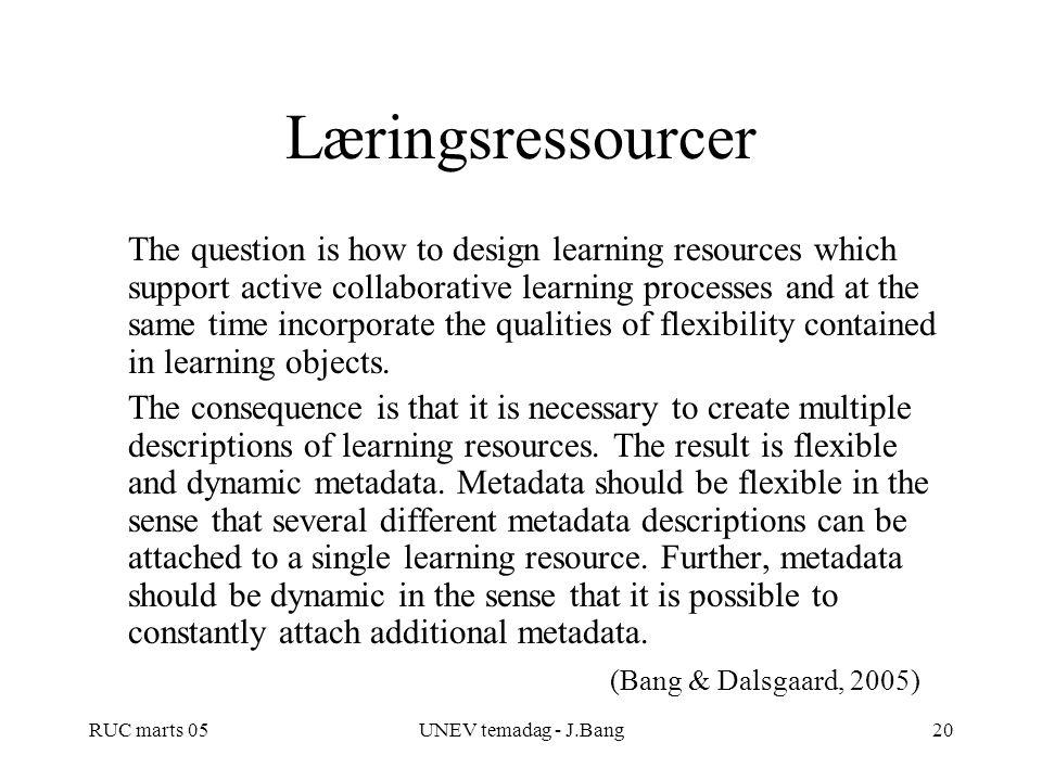 Læringsressourcer