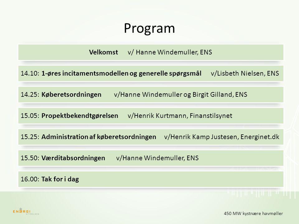 Velkomst v/ Hanne Windemuller, ENS