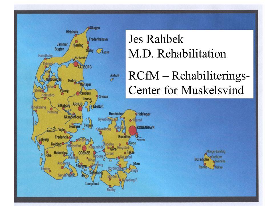 Jes Rahbek M.D. Rehabilitation