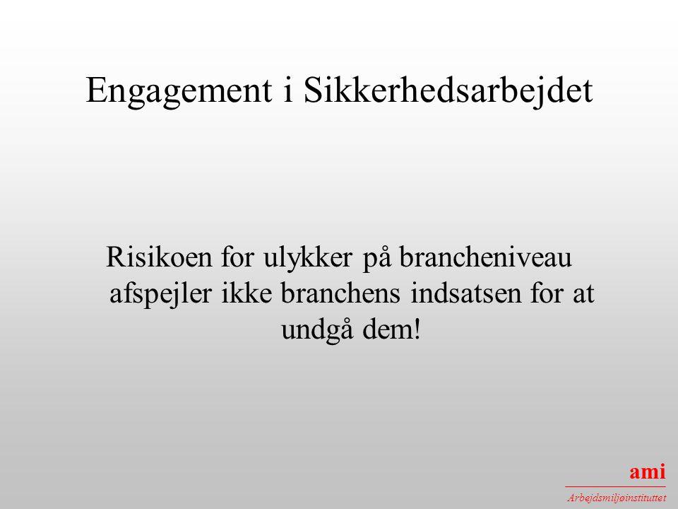 Engagement i Sikkerhedsarbejdet
