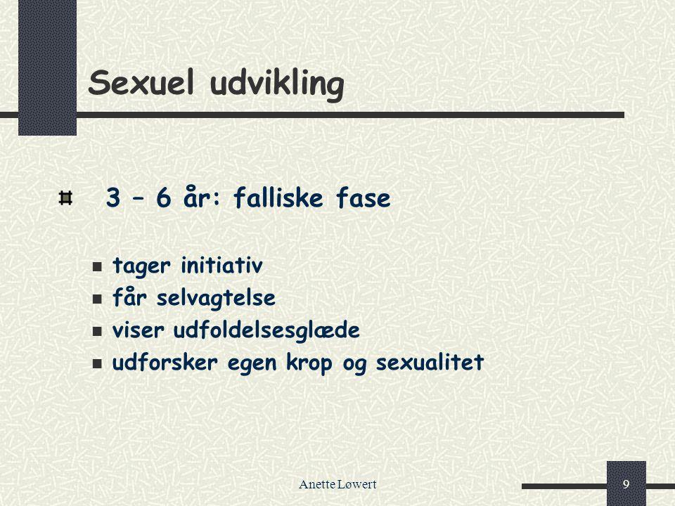 Sexuel udvikling 3 – 6 år: falliske fase tager initiativ