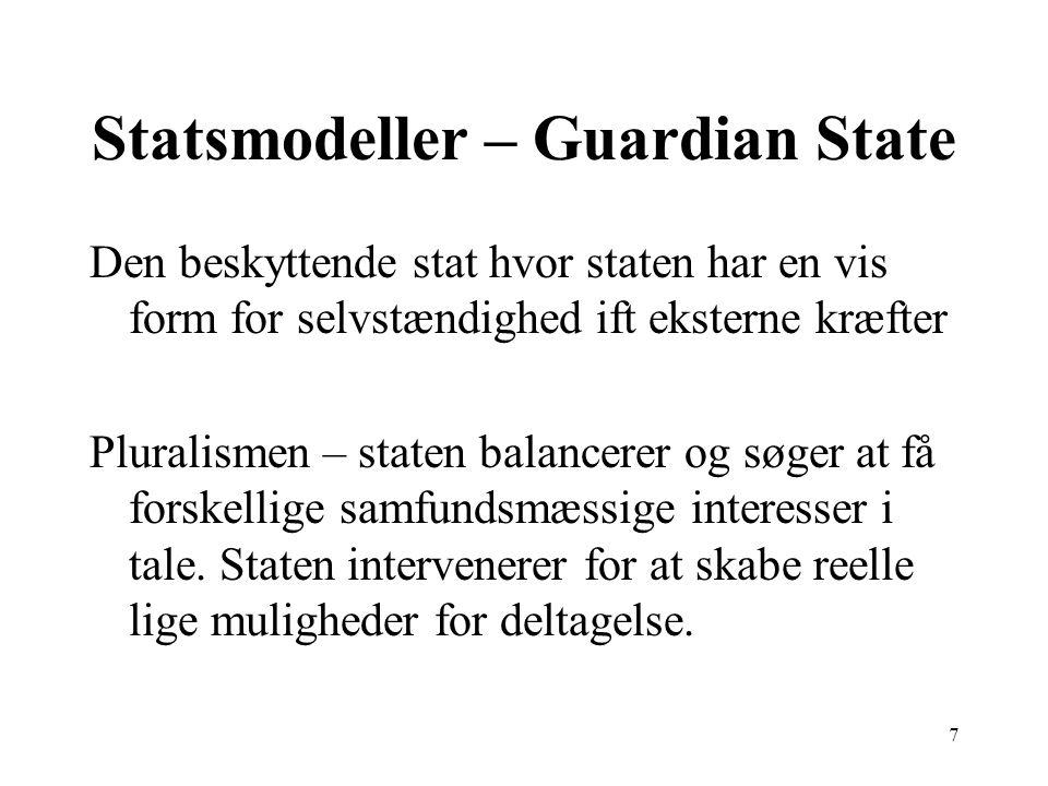 Statsmodeller – Guardian State
