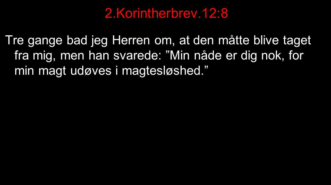 2.Korintherbrev.12:8