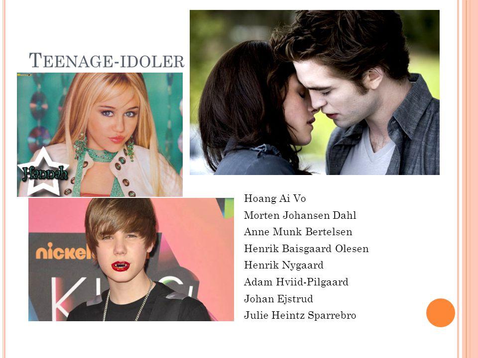 Teenage-idoler