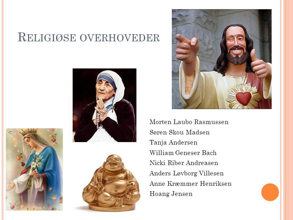 Religiøse overhoveder