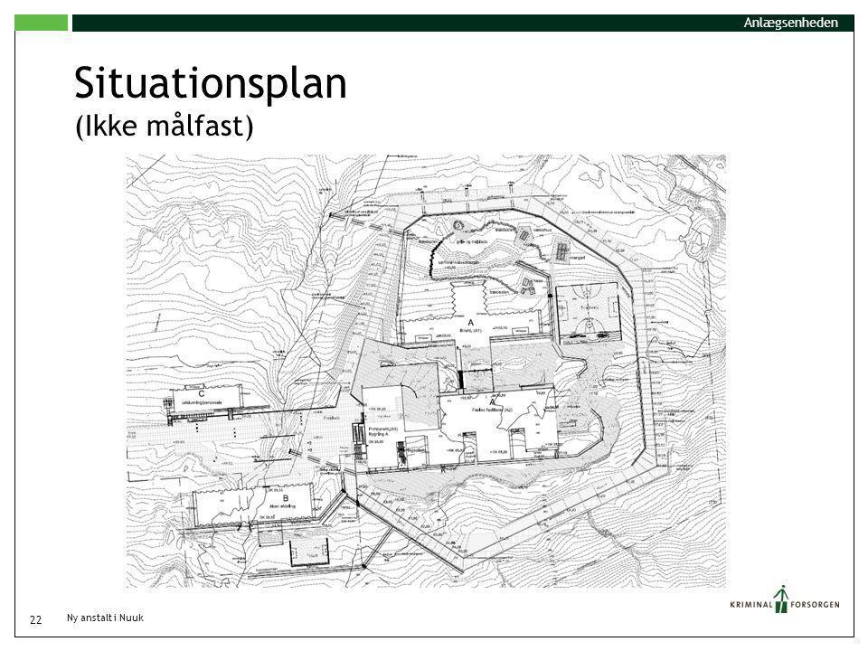 Situationsplan (Ikke målfast)