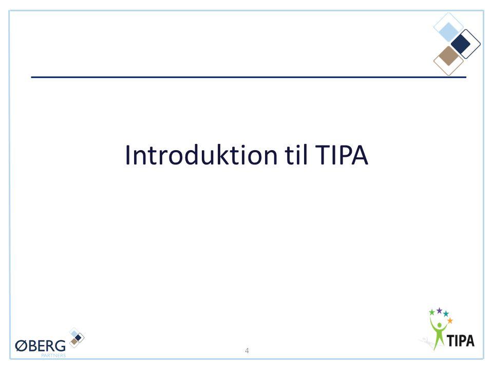 Introduktion til TIPA