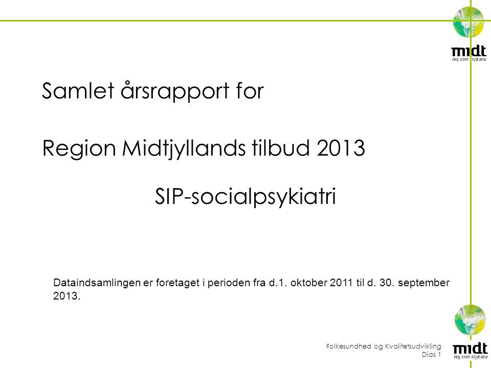Region Midtjyllands tilbud 2013