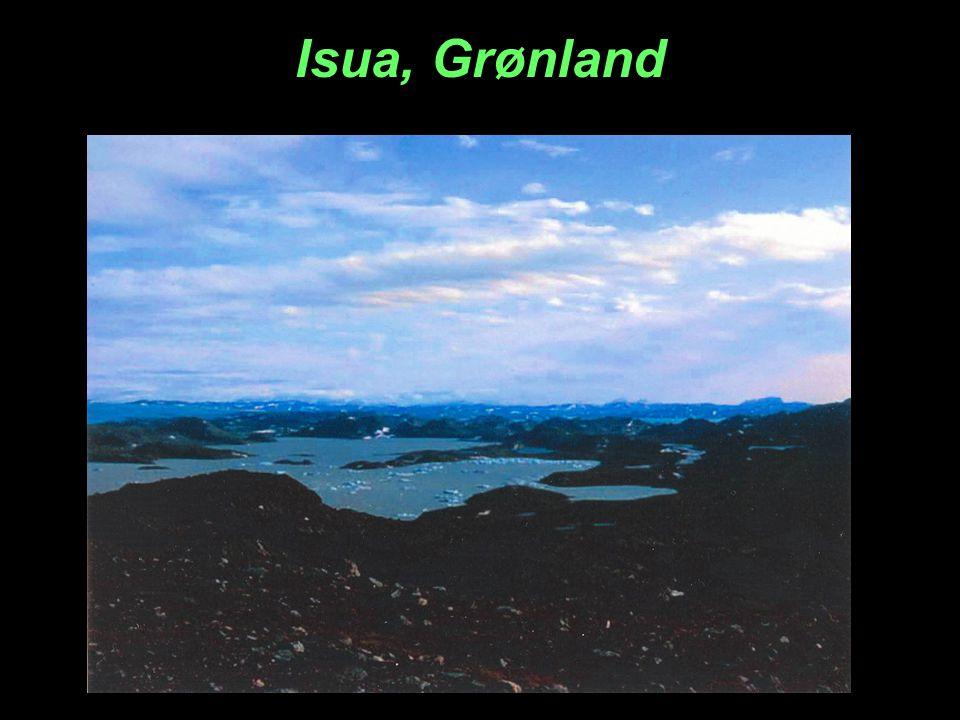 Isua, Grønland