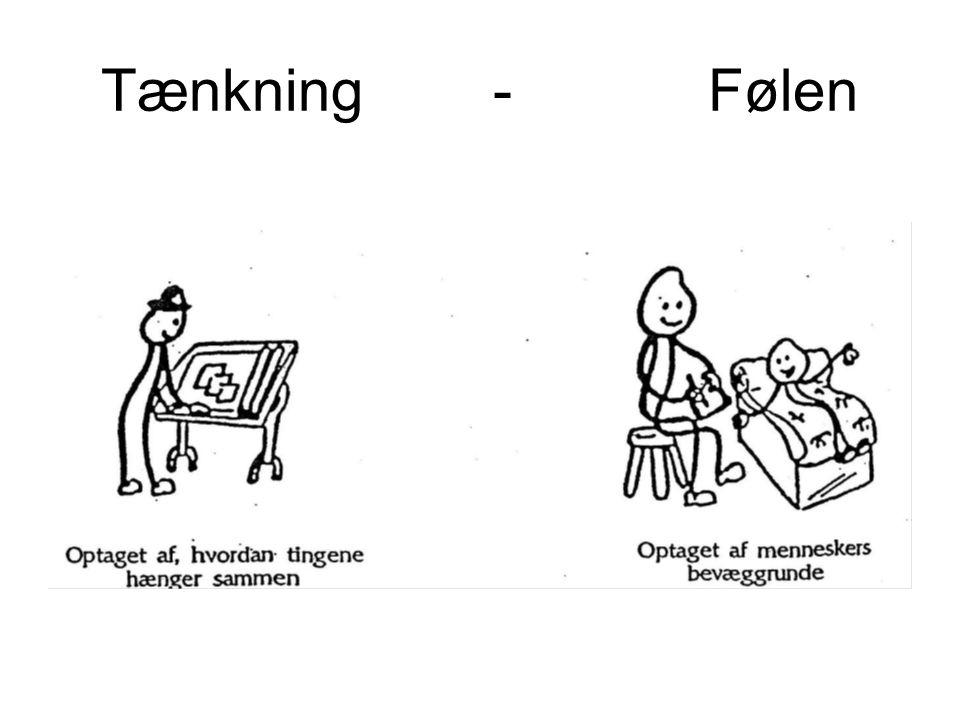 Tænkning - Følen