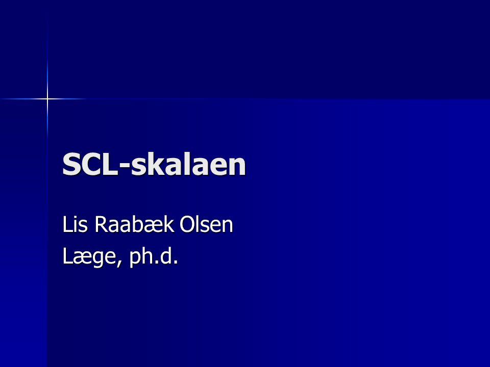 Lis Raabæk Olsen Læge, ph.d.