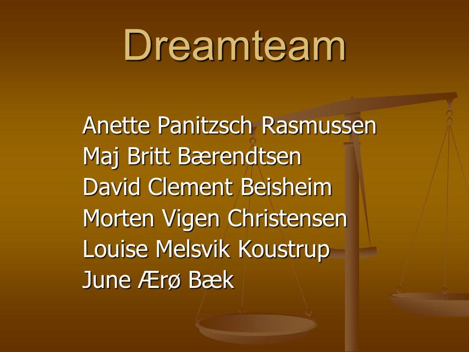 Dreamteam Anette Panitzsch Rasmussen Maj Britt Bærendtsen