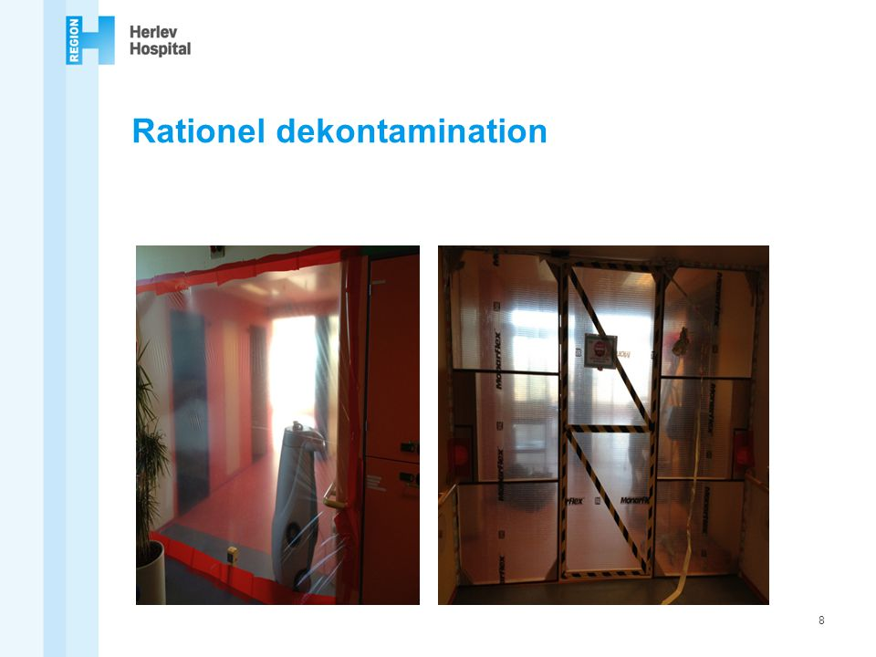 Rationel dekontamination