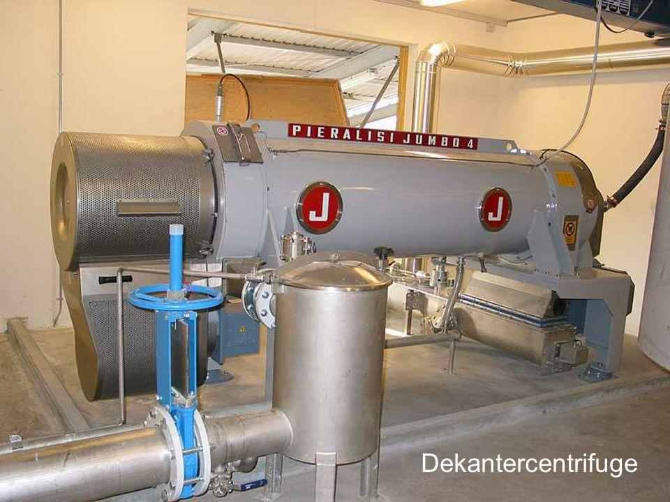 Gylleseparering gennemføres bl. a