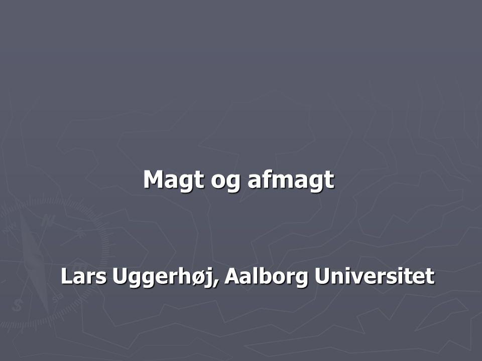 Lars Uggerhøj, Aalborg Universitet